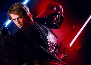 Anakin Skywalker/Darth Vader - Star Wars Photo (38703364 ...