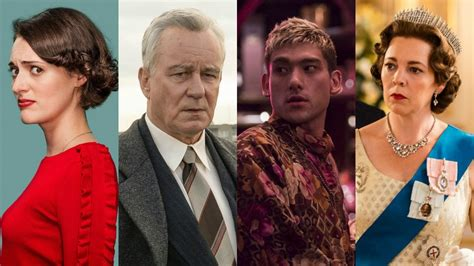 BAFTA TV Nominations: 'Chernobyl', 'The Crown', 'Fleabag ...