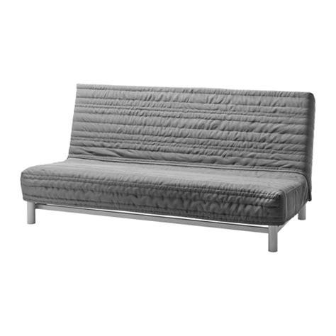 canape ikea gris beddinge housse canapé lit knisa gris clair ikea