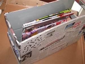Porte Revue Carton : porte revues tout en carton cr ations d coration de rozita35 n 27363 vue 4145 fois ~ Teatrodelosmanantiales.com Idées de Décoration