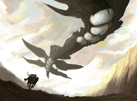 Shadow Of The Colossus Fanart By Zekitty On Deviantart