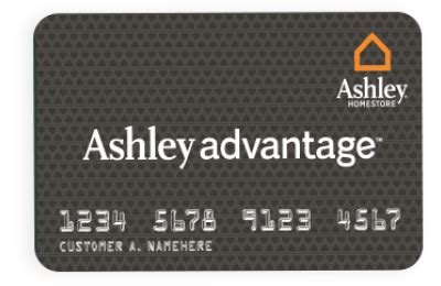 ashley furniture credit card reviews oct
