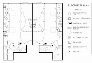 patient room electrical plan parra electric inc With home wiring plan