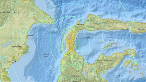 indonesias deadly earthquake  tsunami