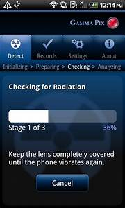 Screen Shots Of The Gammapix U2122 Smartphone App Running On An