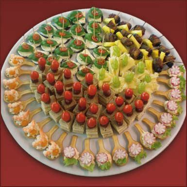 Finger Foods for Parties