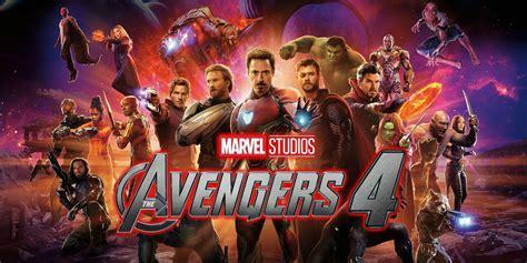 The Avengers 4 / Untitled Avengers Movie (2019) News & Info
