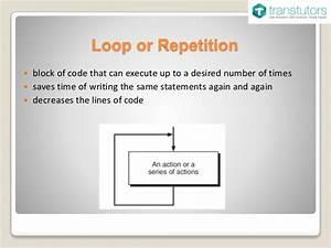 Flow Chart While Loop