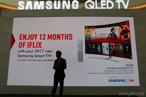 samsung s range of qled tvs now in malaysia cost up to rm99 999 lowyat net