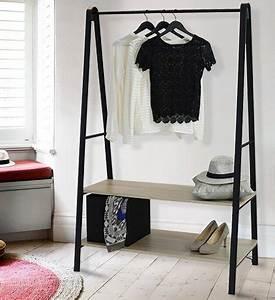 Portant Vetement Leroy Merlin : accessoires de rangement rangement dressing leroy merlin ~ Nature-et-papiers.com Idées de Décoration