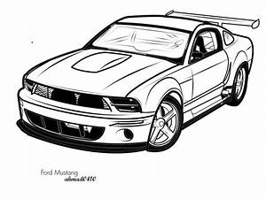ford mustang vector art by ahmad0410 on deviantart With mustang wallpaper