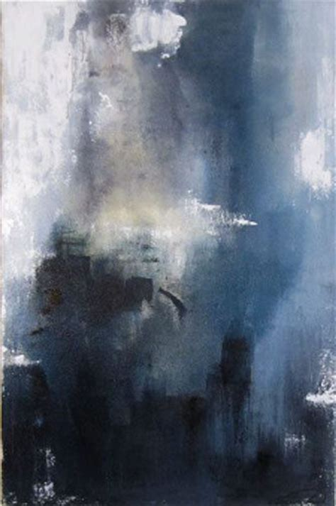 17 Best Ideas About Blue Abstract Painting On Pinterest