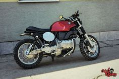 Modified Bmw R100gs by Highly Modified 1989 Bmw R100gs With Ground Up Restoration