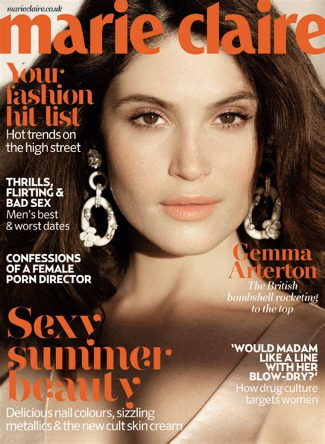 Gemma Arterton Still Believes In Love And Soulmates After