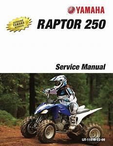 Yamaha Atv Raptor 250 2008