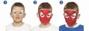 Modele Maquillage Carnaval Facile : conseils les maquillages enfants du carnaval ~ Melissatoandfro.com Idées de Décoration