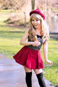 SERENA Pokemon X and Y Trainer Cosplay