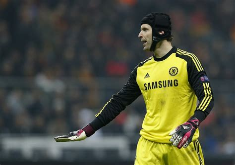 arsenal prepare surprise bid  chelsea keeper petr cech