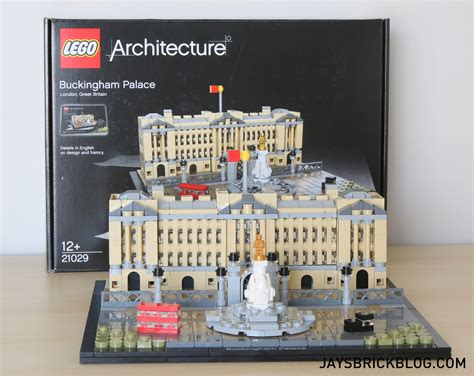 Architecture Set by Review Lego 21029 Buckingham Palace S Brick