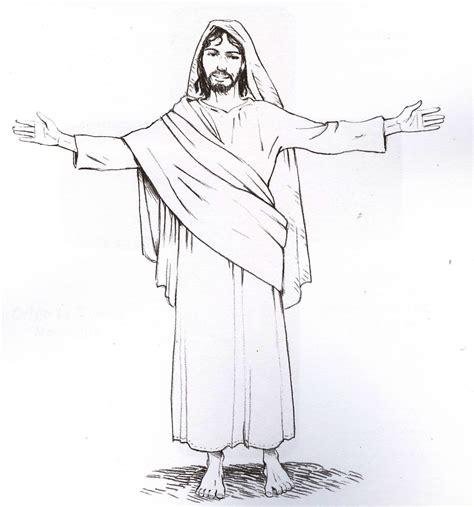 selection de dessins de coloriage jesus  imprimer sur