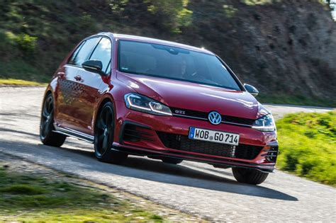 volkswagen golf gti tcr review  autocar