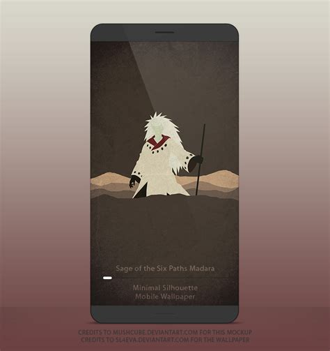 Rikudo Madara Mobile Wallpaper by SL4eva on DeviantArt