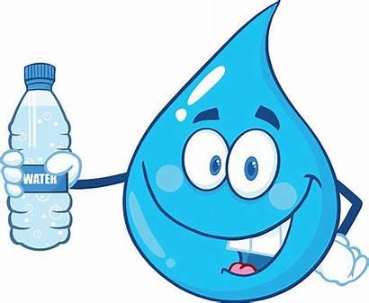 Water Bottle Cartoon Vector Clip Illustrations Drop