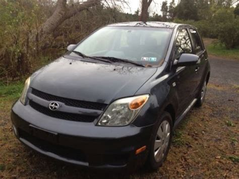 Used Toyota Scion by Buy Used 2006 Toyota Scion Xa Great On Gas In Black