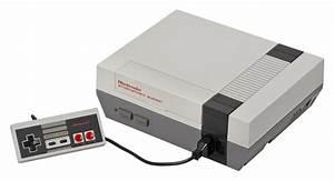 Nintendo Entertainment System — Wikipédia  Nes