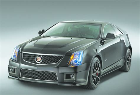 Last Year Of Cadillac Cts-v Coupe Will Bring Special