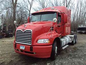 Mack Cx613  2007    Sleeper Semi Trucks