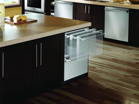 appliance cabinets kitchens cabinet refrigerator drawers 24 inch counter refrigerator 1321
