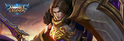 build tigreal mobile legends ksatria pelindung tak