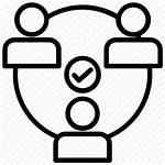 Task Icon Management Oriented Human Resource Relations