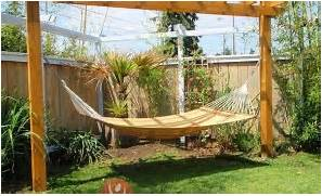 Backyard Hammock Design Garden Design With Backyard Creations Hammock Backyard With