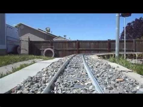 Ride On Backyard Trains - ride on my backyard railroad