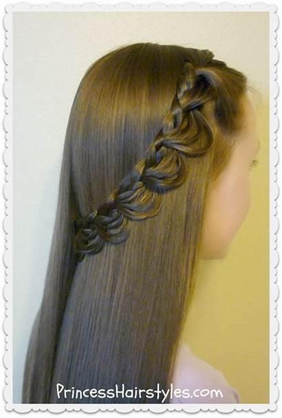 Braid Melting Hairstyle Tutorial Hair Hairstyles Wet