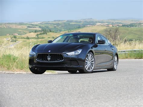 Maserati Ghibli Picture by Maserati Ghibli Picture 14 Of 190 Front Angle My 2014