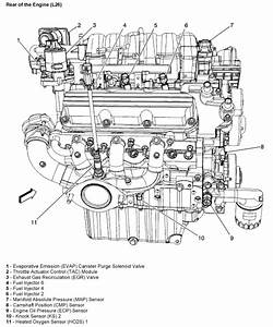 Fuse Diagram For 2005 Buick Terraza