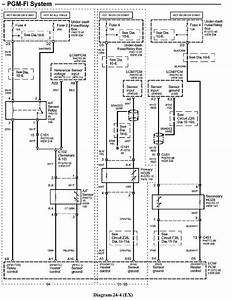 Honda Heated Oxygen Sensor Wire Diagram Oxygen Sensor Wiring Diagram Wiring Diagram And