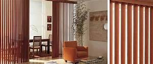 Store Bois Exterieur : store a lames verticales bois amidrap ~ Farleysfitness.com Idées de Décoration