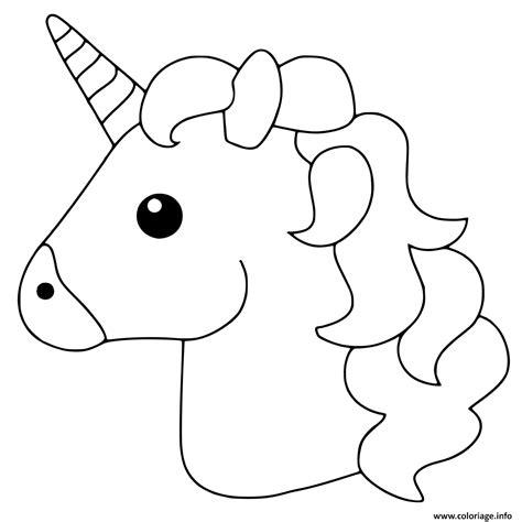 you gratuit coloriage licorne bondless