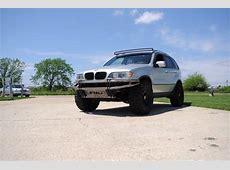 BMW X5 OffRoad Bumper Build Car Repair, & Performance