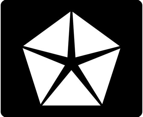 Chrysler Logo Vector by Chrysler Pentastar Free Vectors Logos Icons And Photos