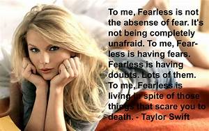 Best Taylor Swift Fearless Quotes. QuotesGram