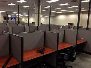 Telemarketing Cubicles Your New And Used Office
