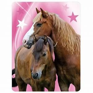 Plaid Pas Cher : plaid cheval et poulain achat vente couverture plaid cdiscount ~ Teatrodelosmanantiales.com Idées de Décoration