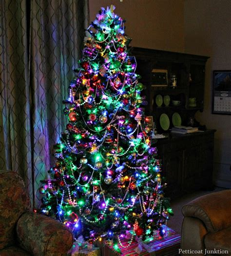 mixing white and colored lights on tree clear or multi color christmas tree lights how about both