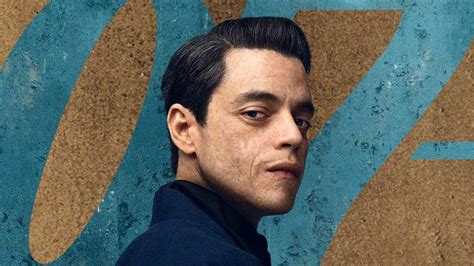 No Time To Die: Rami Malek On How Freddie Mercury Inspired ...