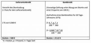 2 Skonto Berechnen : skonto berechnen vorteile des preisnachlasses 1 1 ~ Themetempest.com Abrechnung